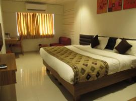 Sagar Presidency Sea Hotel, Daman (рядом с городом Marwad)