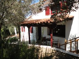 The Oleander House, Eresos (рядом с городом Skala Eresou)