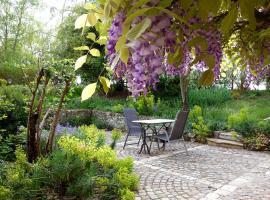 Les Jardins de Camelot, Villegouge (рядом с городом Cadillac-en-Fronsadais)