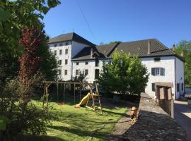 Chambres d'hôtes au Moulin d'Apach, Apach (рядом с городом Manderen)