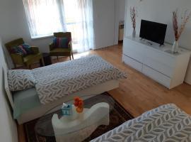 Apartment Nada, Belišće (рядом с городом Valpovo)