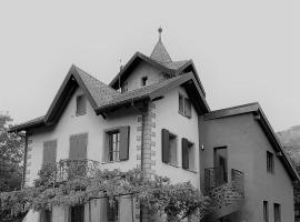 Le Manoir de Champlan, Grimisuat (Uvrier yakınında)