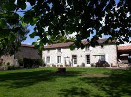 Le Domaine de la Lorien, Cirière (рядом с городом Combrand)