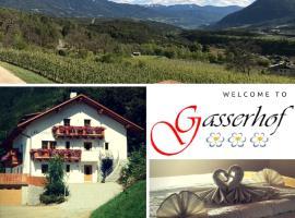 Gasserhof Aicha, Naz-Sciaves