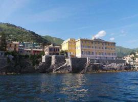 Collegio Emiliani, Genoa (Near Nervi)