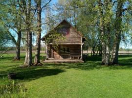 Brīvdienu māja Bienes, Sabile (Near Kandava Municipality)