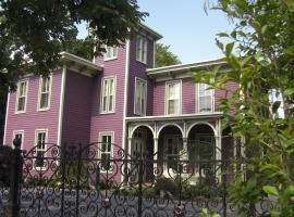 The Wells House, 그린포트