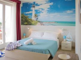 The Lighthouse Rooms
