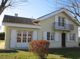 House Gîte des ecureuils 1, Villeneuve-de-Marsan (рядом с городом Saint-Gein)