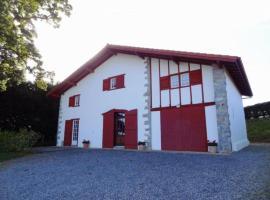 House Heguia 4, Beyrie (рядом с городом Méharin)