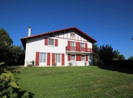 House Caminoberria 1, Hélette