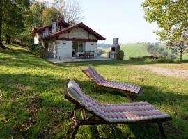 House Lau haitzak 2, Iholdy (рядом с городом Bunus)
