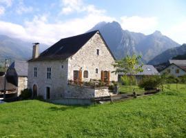 House Chez garrissere 3, Lées-Athas (рядом с городом Lescun)