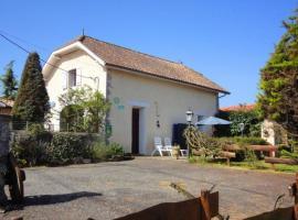 House Le patio 3, Lanneplaa (рядом с городом Ортез)
