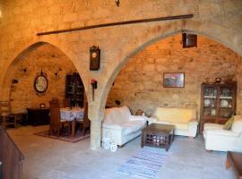 kostas stone house, Ayios Amvrosios (Souni yakınında)