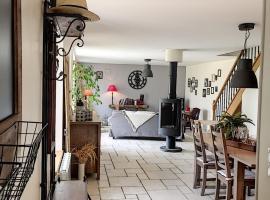 La maison de Lucien, gîte au cœur du vignoble Chablisien, Préhy