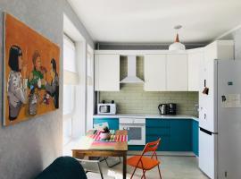Apartment PulpFiction Varshavka 141