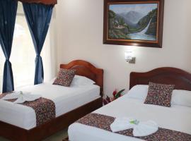 Hotel SueñoReal RioCeleste