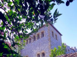 Manoleas Villas - beautiful maisonettes in Stoupa