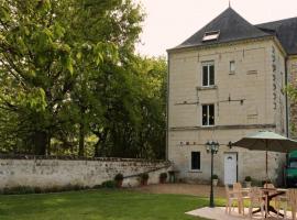 House Les 3 volets 2, La Chapelle-sur-Loire (in der Nähe von Ingrandes-de-Touraine)