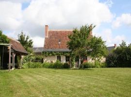 House La croix cousin 2, Saint-Laurent-de-Lin (рядом с городом Курсель-де-Туре)