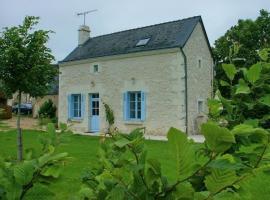 House Les basses bersaudières 2, Panzoult (рядом с городом Crouzilles)