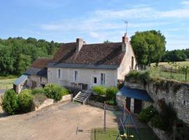 House Moulins 2, Saint-Épain (Near Crissay-sur-Manse)