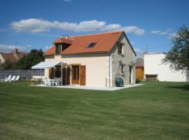 House La petite belgique 2, Luzé
