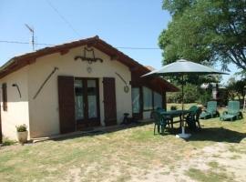 House Gaillat 2, Saint-Perdon (рядом с городом Bas-Mauco)