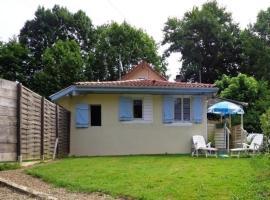 House Les platanes 2, Cassen (рядом с городом Louer)