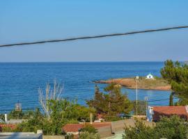 Sofia's sea view house