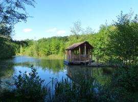 Les cabanes de Trencalli, Castelnau-Rivière-Basse (рядом с городом Galiax)