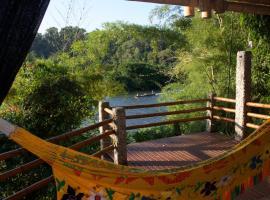La Cachaza Hotel Ecologico, San Antonia (Confines yakınında)