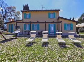 Villa Castagni, Pesaro