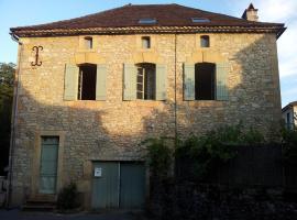 Maison restaurée - Au bord de la Rivière - Village classé, Daglan (рядом с городом Bouzic)