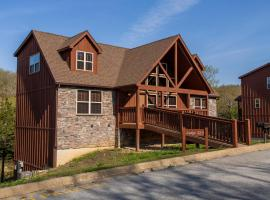 Timeless Memories Lodge Cabin, Branson West