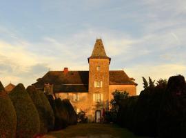Domaine de Marsaguettes, Morlhon-le-Haut (рядом с городом Sanvensa)