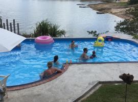 Sitio Bossa Nossa, Itutinga (Carrancas yakınında)