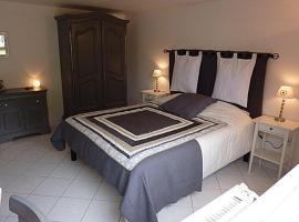 Chambre d'hôtes de Florence, Вуаппи (рядом с городом La Maxe)