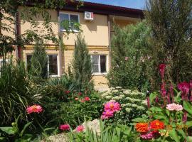 Guest house Raiskiy Ugolok, Peresyp