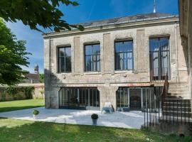 Gîte du Château, Les Ormes