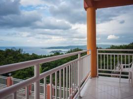 Ocean View Guest House, Montego Bay (Trafalgar yakınında)