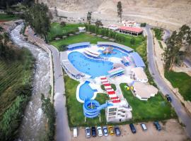 Kankay Hotel & Centro de Convenciones, Cieneguilla