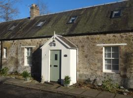 Gateshaw Cottage - Scottish Borders, Linton (рядом с городом Morebattle)