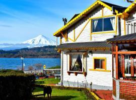 Hosteria Hue Quimey, Villarrica