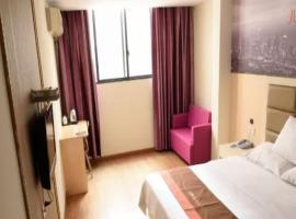 JUNYI Hotel Jiangxi Ganzhou Nankang Dis. Furniture City, Nankang (Shangyou yakınında)