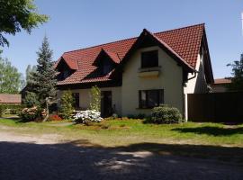 Fewo Lutterow, Rheinsberg (Flecken Zechlin yakınında)