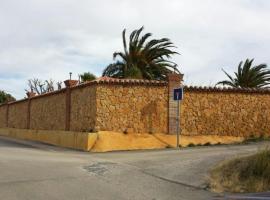 Casa Lorenzana C.B, La Selva del Camp (Alcover yakınında)