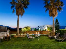 Looking for the summer in Kissamos, Korfalónas