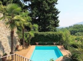 Hintown Swim & Stone Villa, Lucca (Maggiano yakınında)